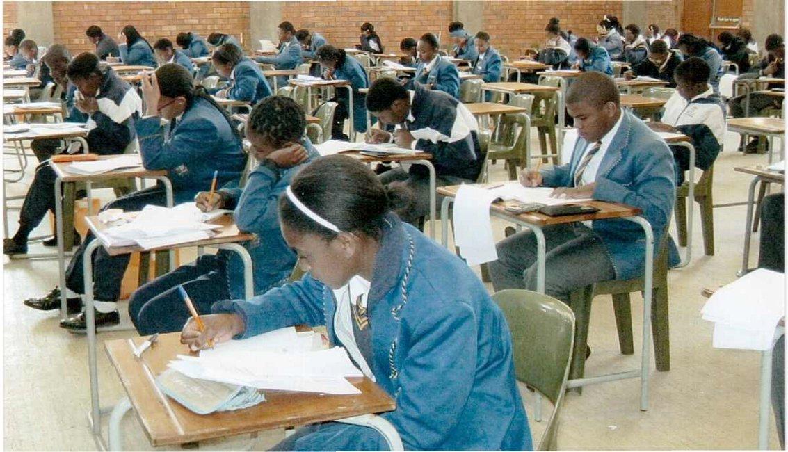 St Matthews Secondary Catholic High School in Soweto